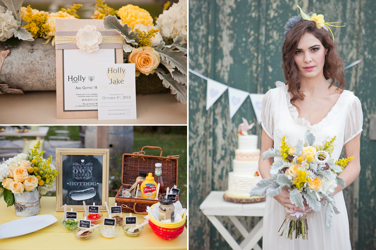Picnic Wedding Inspiration