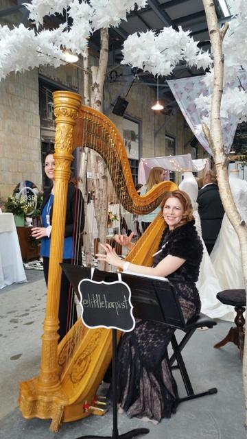 Little Harpist