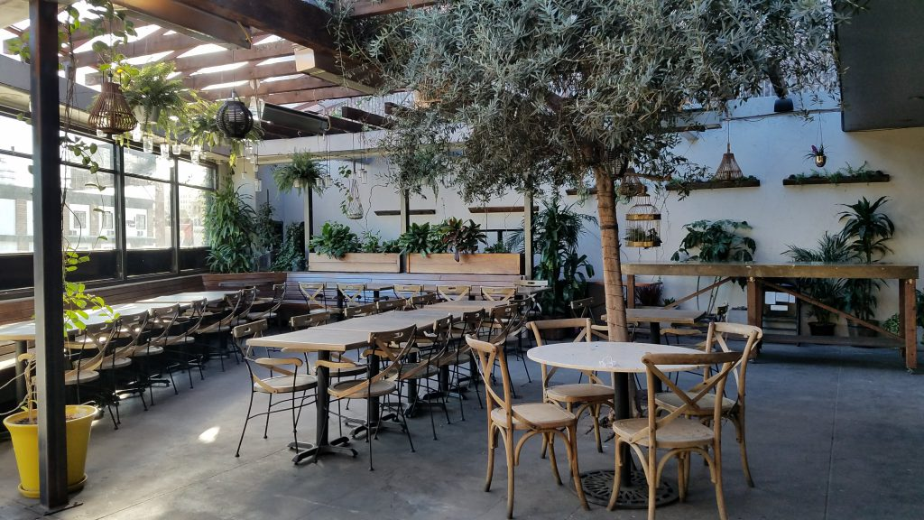 Lucia and Eddie\'s Wedding at Madera Kitchen - Blossom Events
